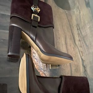 Michael Kors ankle boots NWOT